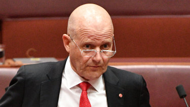 Senator Leyonhjelm's bill will be debated this week.