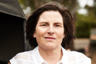 The Dressmaker producer Sue Maslin.