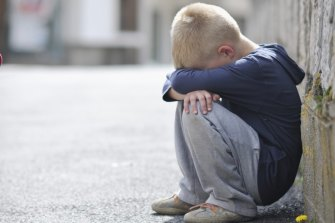 Experts have experienced increased calls for help from frightened children during the pandemic.
