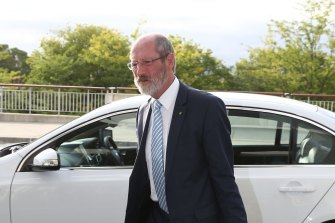 Liberal MP Rowan Ramsey.