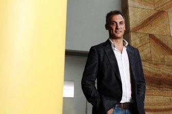 Australian Community Media executive chairman Antony Catalano.