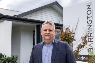 Andrew Manson, Managing Director,Barrington Housing Group says HBC needs to be reformed