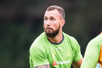 Quade Cooper will put his $1 million deal with a Japanese club in jeopardy if he plays in the NRL this season.