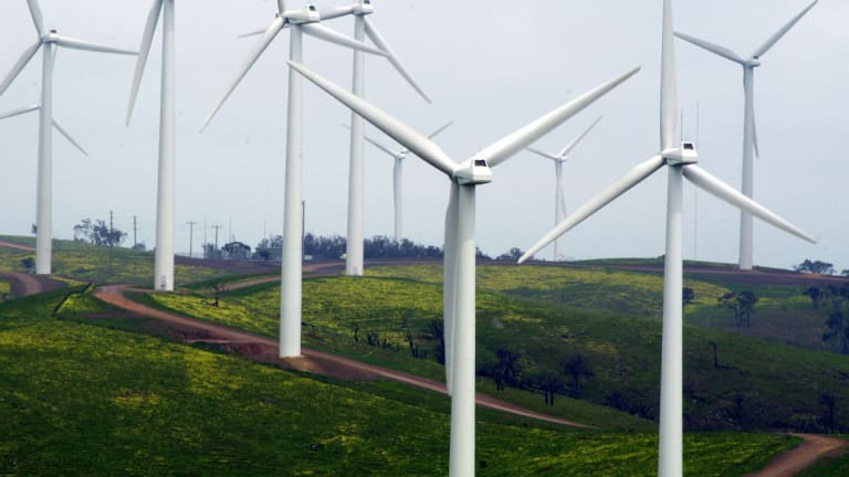 The rush of new renewable generation is creating new problems for the network as sometimes the best place for generation isn't easily connected to the grid.