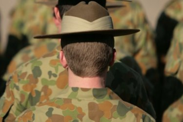 An Australian Army soldier has been arrested charged with producing and sharing child porn.