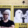 How the albatross inspired an artist's message of hope