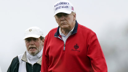 Golf dumps Trump as major tournaments blackball US President