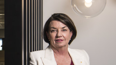 Anna Bligh said there would be pockets of dissatisfaction within the middle manager ranks of the banks.