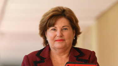 Labor member for Bundamba Jo-Ann Miller is reportedly considering a tilt for mayor of Ipswich.