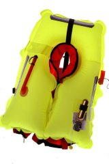 Requirement: lifejackets have become much more acceptable.