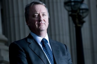 Vowing action: Mental Health Minister Martin Foley.