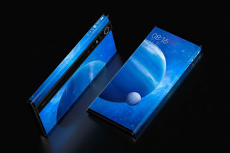 Xiaomi's Mi Mix Alpha will be available in limited quantities at a high price.
