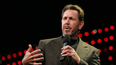 Oracle chief executive Larry Ellison is another prominent tycoon investing in the space.