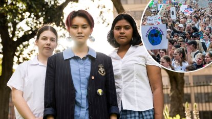 Last year 80,000 students marched for the climate. In COVID-19, they're trying something different