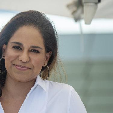 Andrea Escalante Padilla is the co-founder of BBQ Buoys.