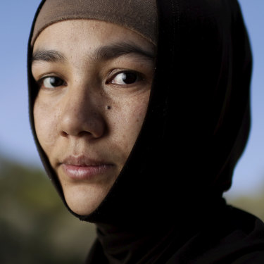 Meyassar Adham fears for her father, who is detained in a mass detention camp in China.