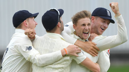 Root leads England to brink of Test win against South Africa