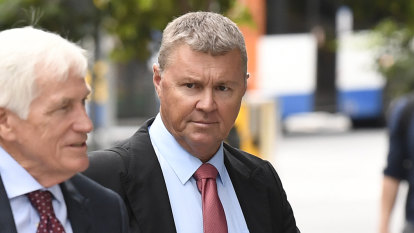 Union boss's alleged victim texted friend for help