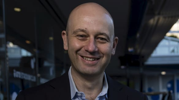 NRL boss Todd Greenberg: 'People tell me how to do my job better'
