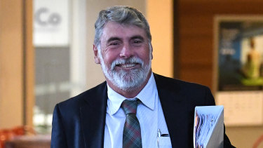 Moreton Bay council this week approved mayor Allan Sutherland's plan for an external review.