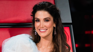 The Voice judge and singer Delta Goodrem announced on Tuesday that she is not getting married, despite tabloid rumours to the contrary.
