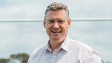 Waratahs boss Paul Doorn.
