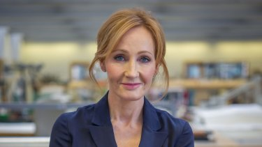 JK Rowling persevered enormously, but it is difficult to know how long to keep pushing yourself in pursuit of 'success'.