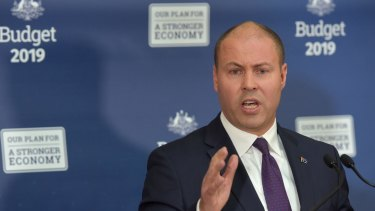 Treasurer Josh Frydenberg has urged Australians not to panic over tensions arising from the US/China trade war.