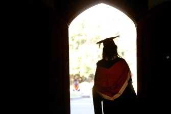 Sydney's three top unis among those with the fewest disadvantaged students.