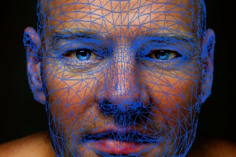Victoria Police's iFace program uses algorithms to measure features such as face width and the distance between nose, eyes and mouth before comparing the image against the facial characteristics of known offenders.