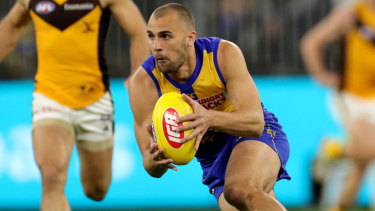 Dom Sheed was last year's Grand Final hero but his side will struggle to defend its premiership from fifth.