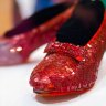 Why Dorothy's red shoes deserve their status as 'gay icons'