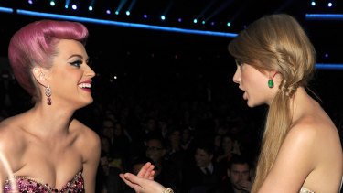 If Katy Perry and Taylor Swift can make up, well, can't we all?