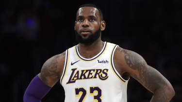 LeBron James is the NBA's highest earner, according to Forbes.