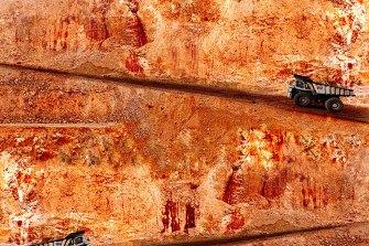 Mining upside: Rio Tinto's interim dividend of $12 billion dwarfs company's in the ASX50.