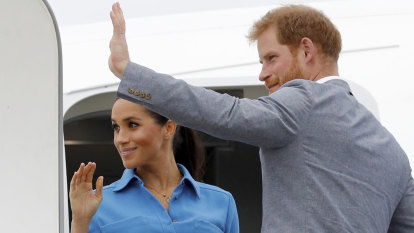 Australian monarchist says Prince Harry and Meghan's split will 'improve the monarchy'