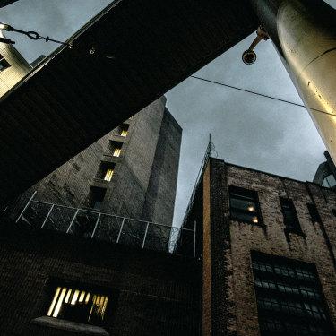 The Metropolitan Correctional Centre in Manhattan, where Jeffrey Epstein was found dead in his cell.