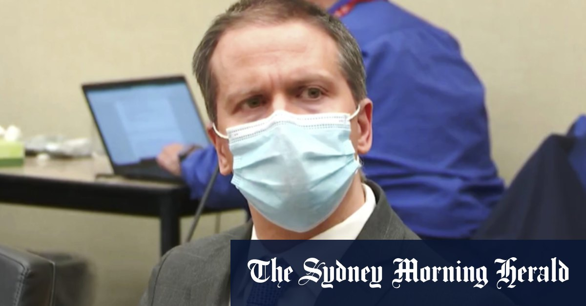 Who is the ex-police officer found guilty of murder in George Floyd case? – Sydney Morning Herald