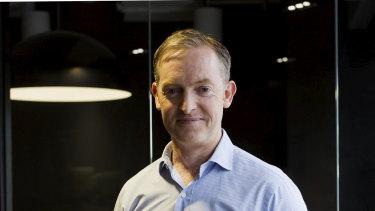 Coca-Cola Amatil Australian beverages managing director Peter West.
