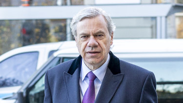 Liberal Party president Michael Kroger.