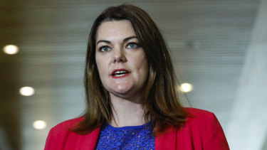 "Greens senator Sarah Hanson-Young said the anonymous letter contained a ""disturbing"" and ""very serious"" allegation."