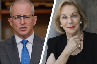 Communications Minister Paul Fletcher has asked the chair of the ABC board, Ita Buttrose, to explain a controversial <i>Four Corners</i> episode.