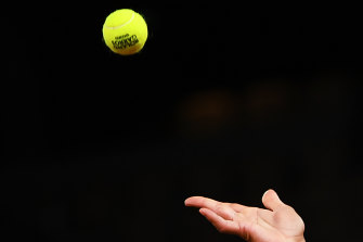 Police are investigating match-fixing at the French Open.