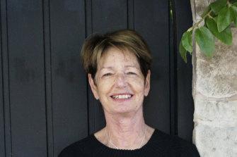 Wenona School science teacher Linda Herbert.