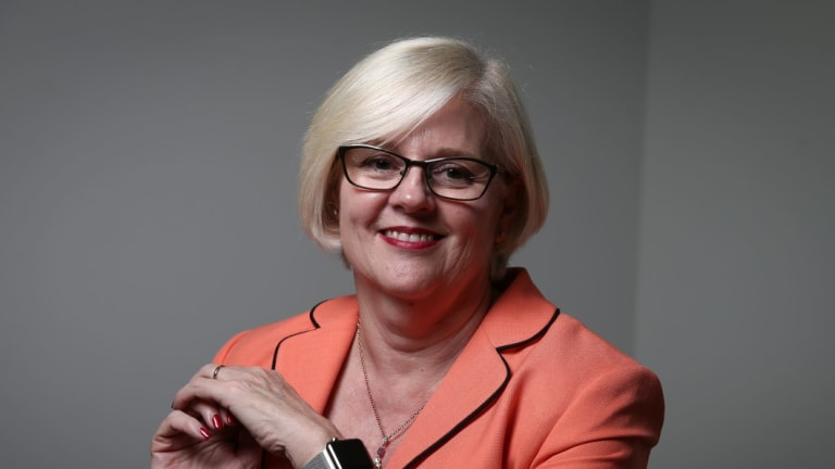Assistant Minister for VET Karen Andrews says the new student loans scheme is far more robust.