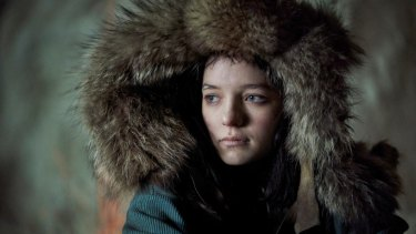 Esme Creed-Miles in Hanna.
