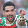 Bulldogs shut out again to equal unwanted record as Walker leads Rabbitohs rout