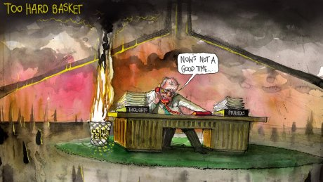 Had John Howard won the 2007 election, Australia would have had a carbon reduction scheme in place.