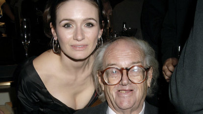 Emily Mortimer on her father's advice: You can be anything as long as you are not boring