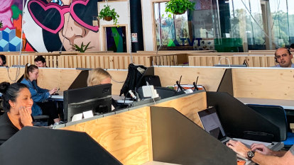 Co-working caught in falling occupancy, lease crunch